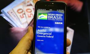 Auxílio Emergencial: Maioria pode receber só 150 reais do novo benefício