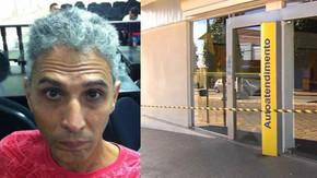 Acusado de duplo homicídio em Jaraguá participou de sequestro de gerente de banco em Itaguaru