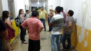 Alunos que faziam curso no CETEMJ narram momentos de pânico e angustia após assalto