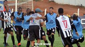Jaraguá vence os Atletas de Jesus por 1 x 0 e retoma a liderança provisória da Grupo B do Sub19