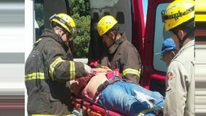 Homem morre após acidente na BR-153 próximo ao Distrito de Jardim Paulista