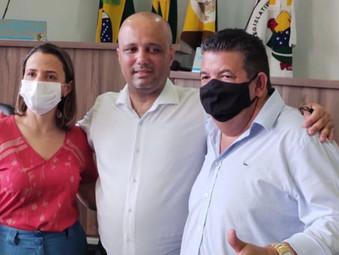 Deputado Major Vitor Hugo anuncia investimento de R$ 1 milhão para São Francisco