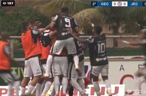 Jaraguá Esporte Clube permite empate do Goianésia após abrir e ampliar placar