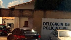 Acusado de estupro em Goianira é preso pela polícia Civil de Jaraguá, na cidade São Francisco