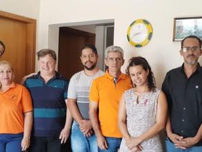 Pré-candidato a Prefeito de Jaraguá em 2020, Biracy Camargo filia-se ao partido Rede