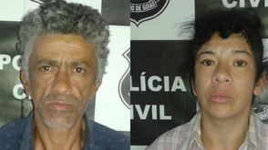 Casal de falsários é preso pela polícia em Jaraguá tentando legalizar fazenda de 400 alqueires