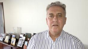Wagão Camargo pede a Deputado Delegado Waldir, emenda para sistema de câmeras