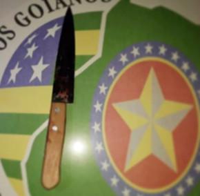 Mãe mata o próprio filho com oito facadas enquanto ele dormia em Anápolis