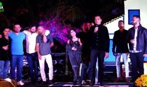 Live sertaneja pelos 285 anos de Jaraguá atinge mais de 14 mil visualizações em 24hs