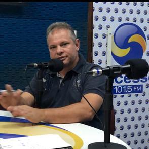Em meio a cobrança por prestação de contas no Jaraguá, Silvano Martins renúncia