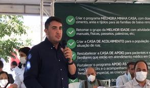Prefeito Paulo Vitor anuncia retomada do Programa Habitacional com previsão para 2022