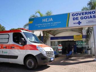 O.S IBGH que administrava Hospital de Jaraguá é alvo de busca e apreensão por desvios
