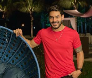 Cantor Rodolffo é confirmado no Big Brother Brasil