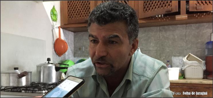 João do Léo, prefeito eleito de Pirenópolis fará auditória nas contas