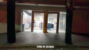 Quadrilha tenta explodir agência do Banco de Brasil em Uruana, mas ação é mal sucedida