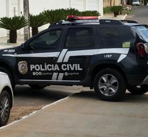 Polícia Civil de Jaraguá prende em Anápolis acusado de ameaçar ex-mulher