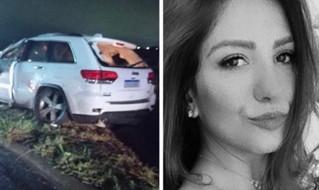 Modelo de São Paulo morre após grave acidente na BR-153 em Anápolis