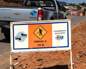 Rompimento de adutora deixará Jaraguá sem água por cerca de 08 horas