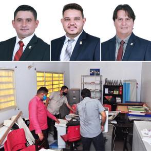 Vereadores apresentam pedido de instalação de CPI da Covid-19 em São Francisco de Goiás