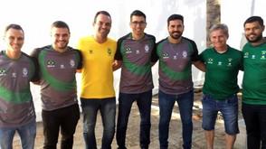 Jaraguá Esporte Clube cede time a Seleção Brasileira Universitária para ir a Itália