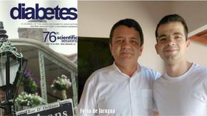 Estudante de medicina de Jaraguá tem tese sobre diabetes publicada em Jornal Americano