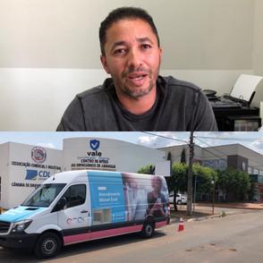 Após reunião com CDL Jaraguá, ENEL envia central de indenização a cidade