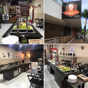 Jaraguá passa a contar com o Restaurante Cozinha da Vó, nova opção gourmet de comida caseira