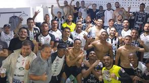 Jaraguá vence a Aparecida e está a uma vitória em casa da Elite do Futebol Goiano