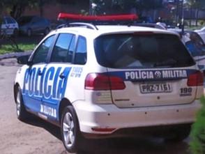 Comerciantes de Jaraguá trocam soco após discussão em grupo de WhastApp e PM intervém