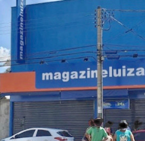 PM prende criminosos que furtaram a Loja Magazine Luiza em Goianésia