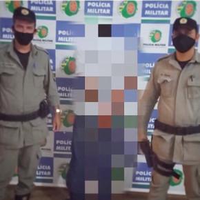 Homem que ameaçou servidora da Prefeitura de Jesúpolis é preso pela polícia