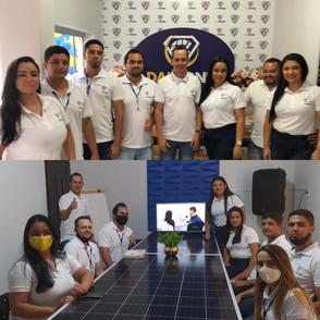 Daimond Solar chega a Jaraguá trazendo novas tecnologias em energia solar