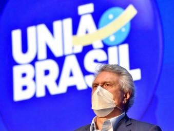 Caiado participa de ato de fusão do DEM com PSL que cria o Partido União Brasil 44