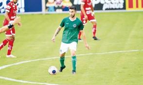 Jogador do Goiás Esporte Clube é baleado com dois tiros em Goiânia
