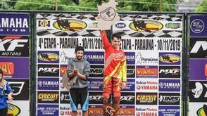 João Victor de Jaraguá é campeão Goiano de MotoCross na Categoria Nacional B