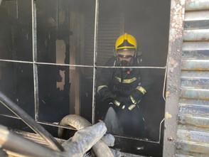 Em Goianésia mulher coloca fogo na casa do namorado após o fim do relacionamento