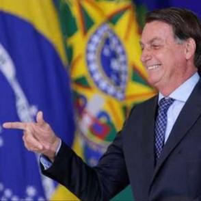 Pesquisa do Mercado Financeiro mostra Bolsonaro favorito para 2022