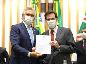 Assembleia Legislativa aprova adesão de Goiás ao Regime de Recuperação Fiscal