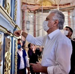 Novo decreto leva ao cancelamento da agenda do governador a Jaraguá