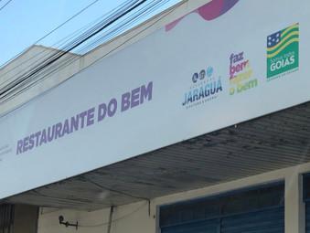 Restaurante do Bem irá paralisar por 15 dias em Jaraguá devido à troca de empresa