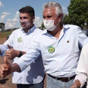 DEM comando por Caiado elege 63 prefeitos e base aliada chega a 150 cidades