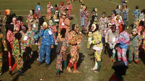 TAC entre Ministério Público e organizadores limita a 100 o número de mascarados nas Cavalhadas