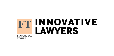 Use of Legatics recognised in the Financial Times Asia-Pacific Innovative Lawyers 2019 rankings