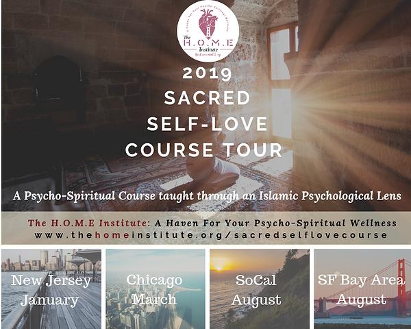 A Psycho-Spiritual Course through an Isl