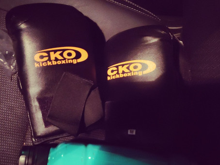 How Leaving a Kickboxing Class Early Taught Me About The Power of Feeling Enough Through God!