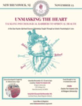 NJ- H.O.M.E -UnMasking The Heart Course.