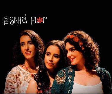 """""""Trio Sinhá Flor"""" (2014)"""