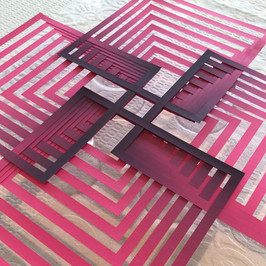Squares in Shape 3 - 2017