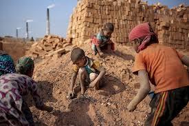 images enfants au travail