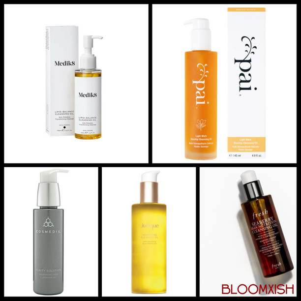 ORGANIC CLEANSING OIL: 5 BEST BRANDS FOR ALL SKIN TYPE.